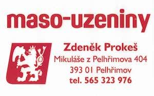 maso-uzeniny Zdeněk Prokeš